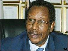 Somaliland President Dahir Rayale Kahin