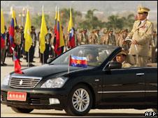 Gen Than Shwe (March 2008)