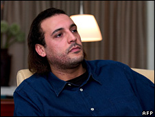 Hannibal Gaddafi (2005)