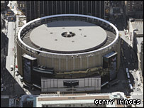 Madison Square Garden in 2007
