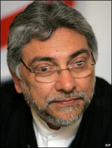 President Fernando Lugo