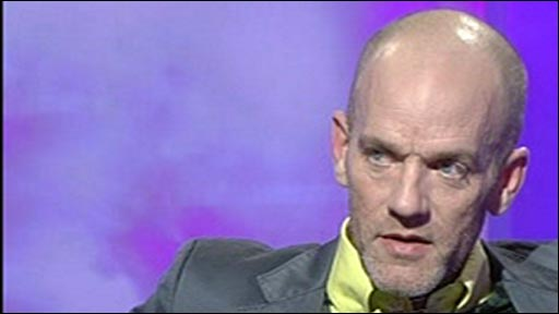 Michael Stipe on BBC One's This Week