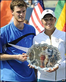Jamie Murray and Liezel Huber