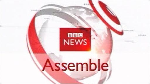 Assembling news graphic