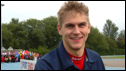 Steve Brown, 27, wants to compete in the 2012 Paralympics