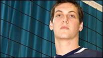 GB volleyball captain Ben Pipes