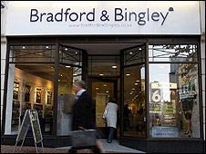 Former Bradford & Bingley branch