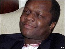 Buganda king, Kabaka Ronald Mutebi