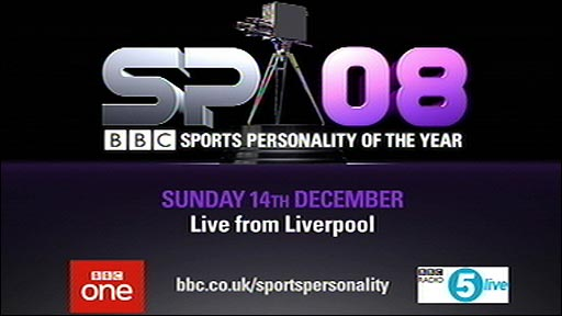 BBC Sports Personality of the Year 2008