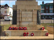 Blackpool Cenotaph