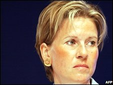 Susanne Klatten, file pic from 2003