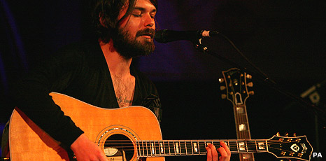Simon Neil from Biffy Clyro