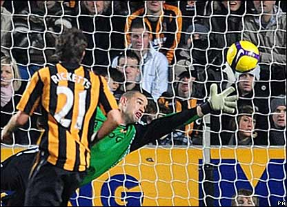 Sam Ricketts, Boaz Myhill, Hull City