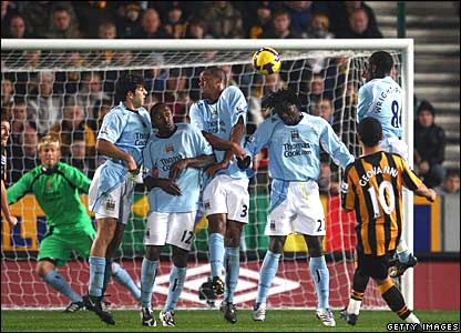 Geovanni scores for Hull City