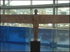 Antony Gormley final model