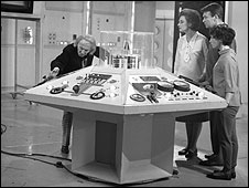 Doctor Who in 1963