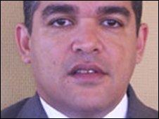 Mario Fernando Hernandez (image from Honduran Congressional website)