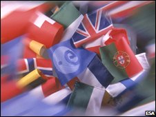 Esa flags (Esa)