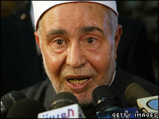 Sheikh Mohammad Sayed Tantawi