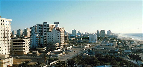 Gaza city gaza strip