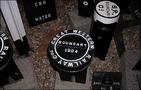 Boundary Markers