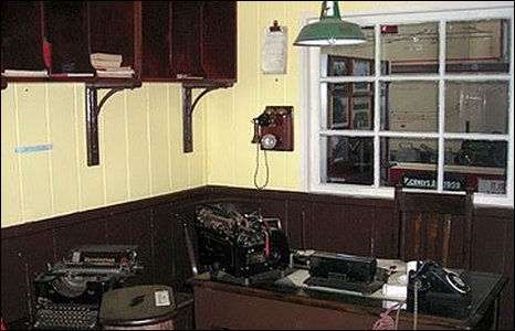 Station Masters Office
