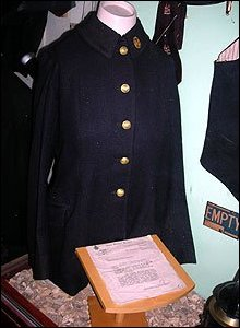 Female railway workers uniform