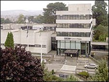 BBC Broadcasting House, Llandaff, 2003