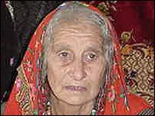 Maria Mihai - Holocaust survivor