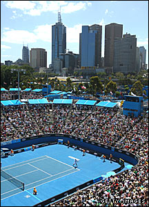 The Margaret Court Arena