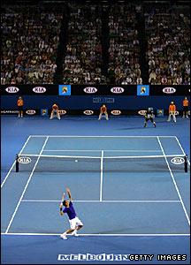 Roger Federer ansd Rafael Nadal