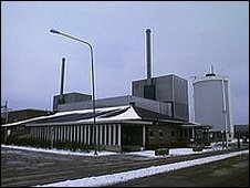 Barseback power station, Sweden