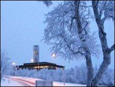 Kiruna town hall