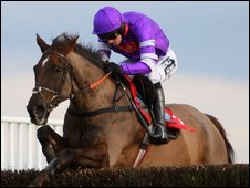 Ruby Walsh on Denman