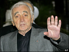 Charles Aznavour (19 January 2009)