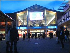 The Big Screen in Norwich