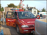 BBC Radio Norfolk's Radio Car