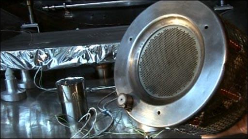 Goce ion engine