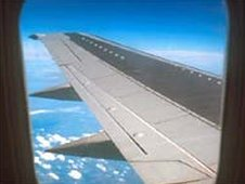 Generic image of an aeroplane wing