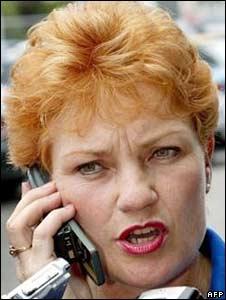 Pauline Hanson. File photo