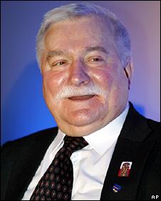 Lech Walesa (18/03/2009)