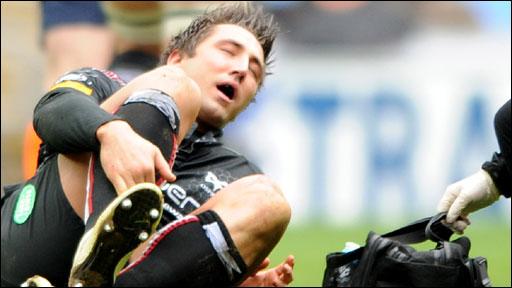 Henson injury