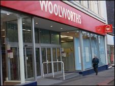 Woolworths Bangor