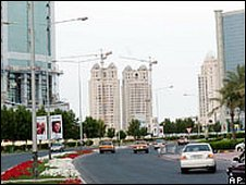Qatari capital Doha