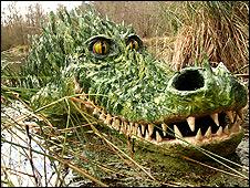 BeWILDerwood croc