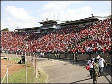 Maputo's National Stadium