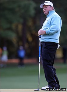 Ian Woosnam at Augusta