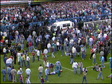 Hillsborough disaster, 1989
