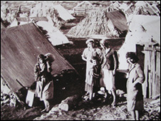 Anjar encampment, 1939