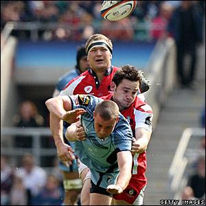 Ryan Lamb, Gloucester; Richie Rees, Cardiff